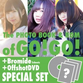 【GO!GO!】The PHOTO BOOK & ROM of GO!GO! 特別セット